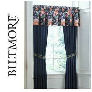 New Biltmore Cornelia Valance Window Treatment